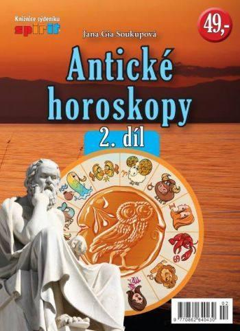 Antické horoskopy 2. díl